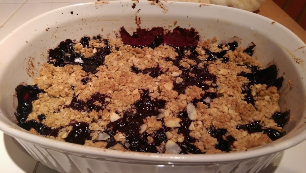 Bluberry Lemon Crumble 2