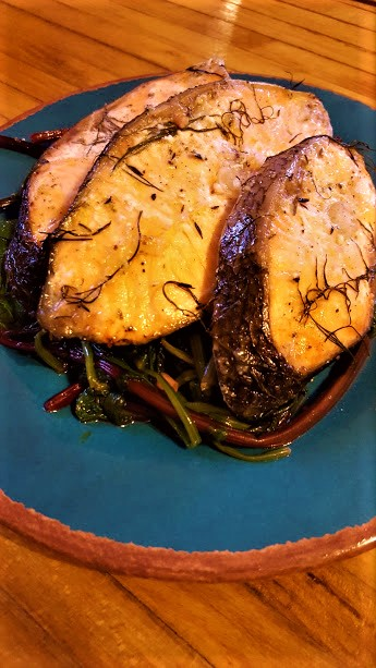 Oven baked Salmon 2