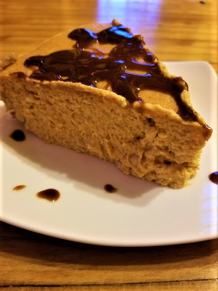 pumpkin pie cheesecake 2