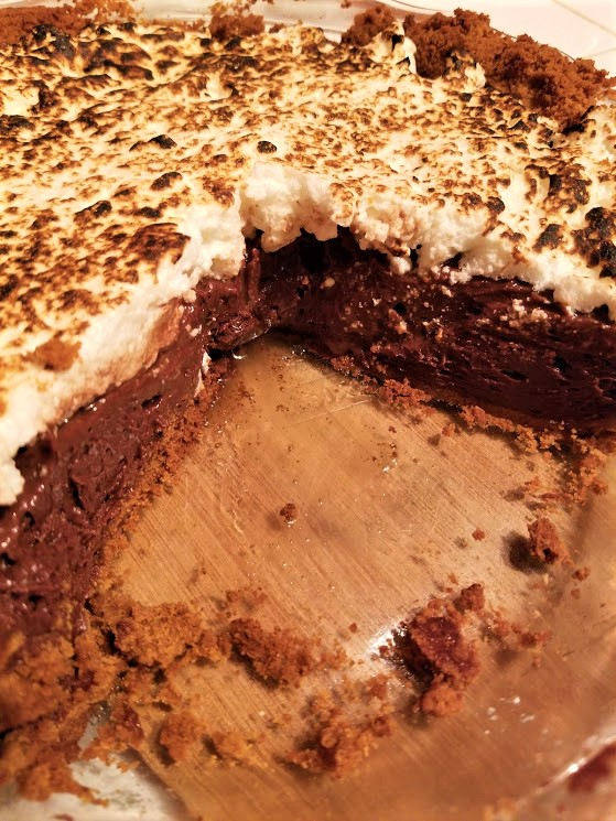 s'mores pie 2