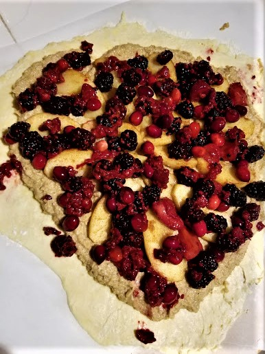 apple berry galette2