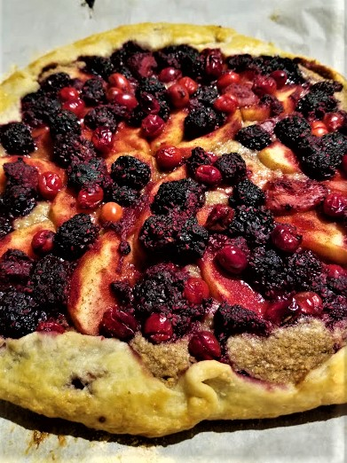 apple berry galette4