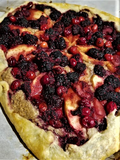 apple berry galette6