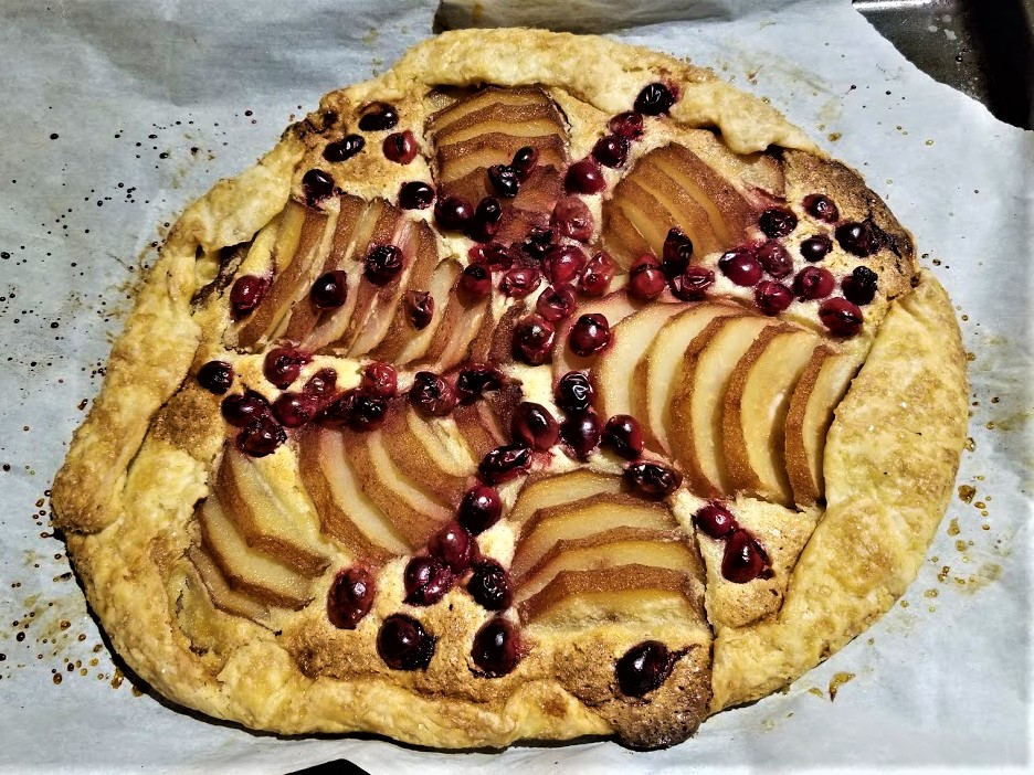 Pear Galette 4