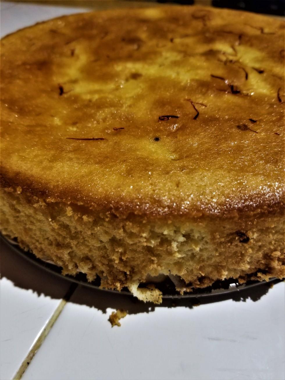 Olive oil cake5