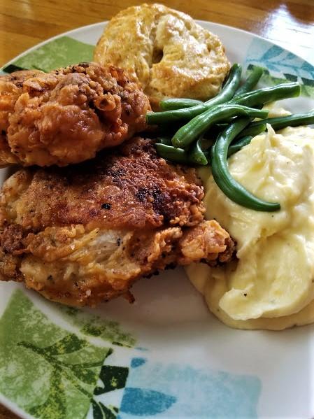fried chicken10
