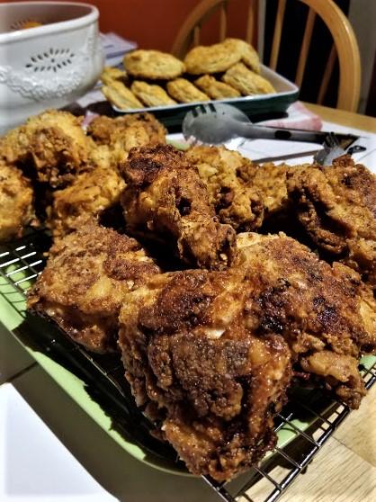 fried chicken8