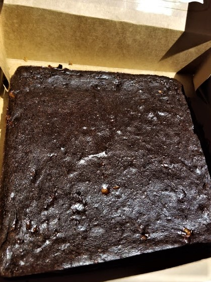 vegan brownies5