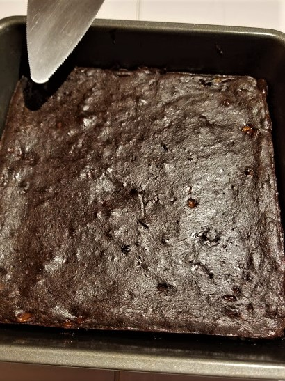 vegan brownies6