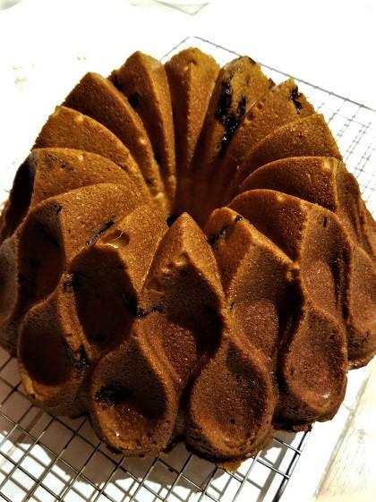 blueberry lemon pound cake3