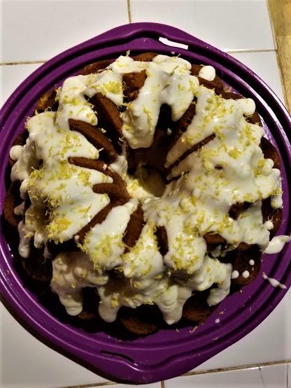 blueberry lemon pound cake4